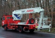 MercedesBenz von Rostock nach Ritterhude 340 km