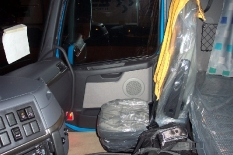 Volvo Innenraum FH12