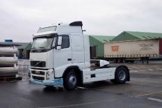 Volvo von Gent (Belgien) nach Anklam (Deutschland) 950 km