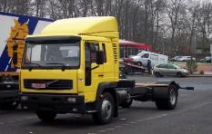 Volvo von Gent (Belgien) nach Berlin 820 km