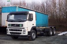Volvo von Gent (Belgien) nach Furth im Wald (Deutschland) 840 km