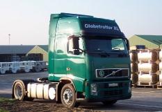 Volvo von Gent (Belgien) nach Nickelsdorf (ungarische Grenze) 1300 km