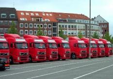 Volvo von Kiel nach Altenberge