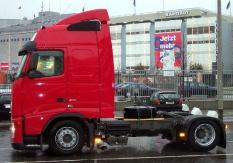 Volvo von Kiel nach Buchholz