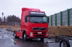 Volvo von Kiel nach Passau