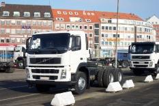 Volvo von Kiel nach Pattensen